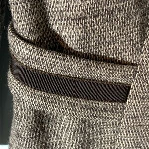 MaxMara Dresses - Max Mara brown wool dress suit. Lined. Size 42